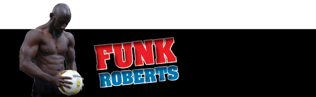 who is funk roberts